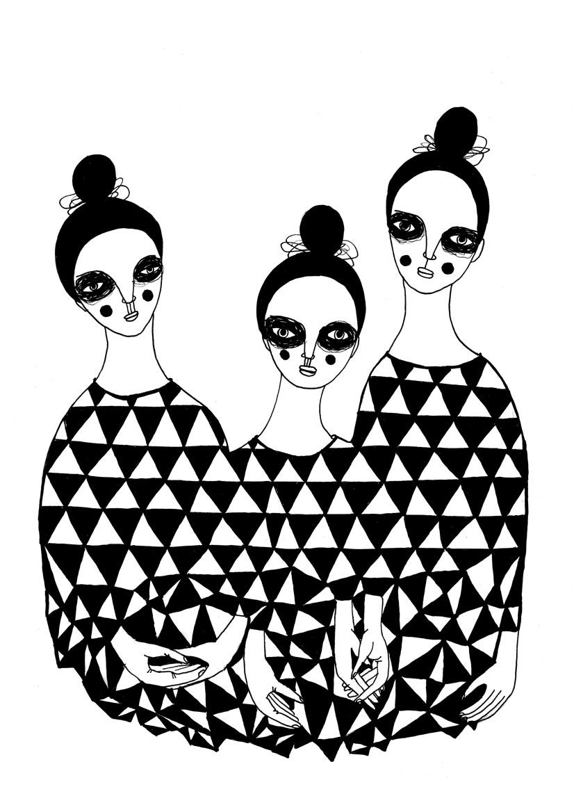 Illustrationer CamiaPia